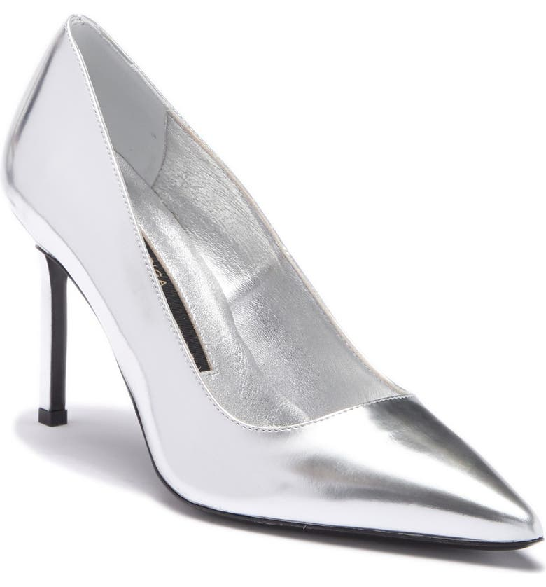 VIA SPIGA Nikole Pointy Toe Pump, Main, color, 021