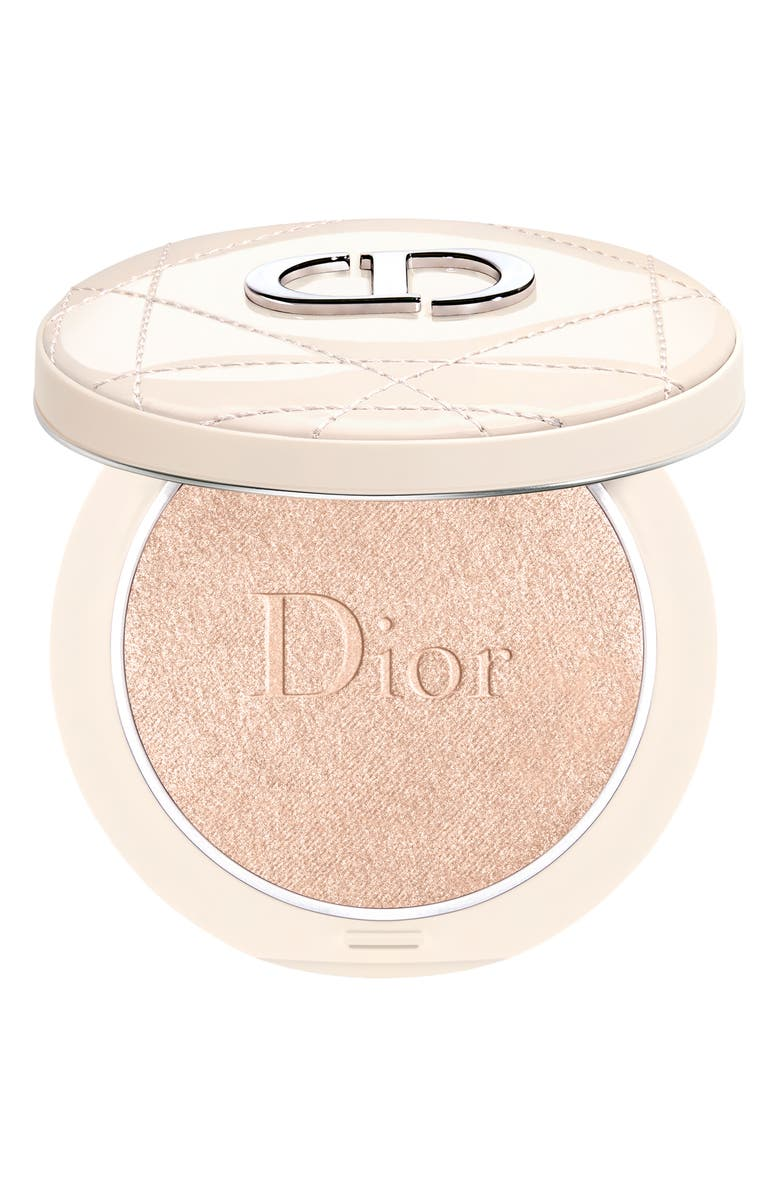 DIOR Forever Couture Luminizer Highlighter Powder, Main, color, 01 NUDE GLOW