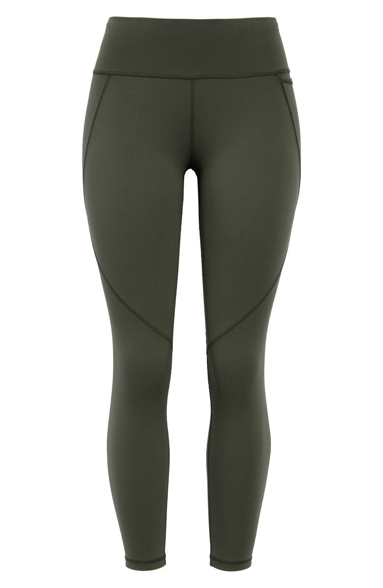 SWEATY BETTY Power 7/8 Workout Leggings, Main, color, OLIVE