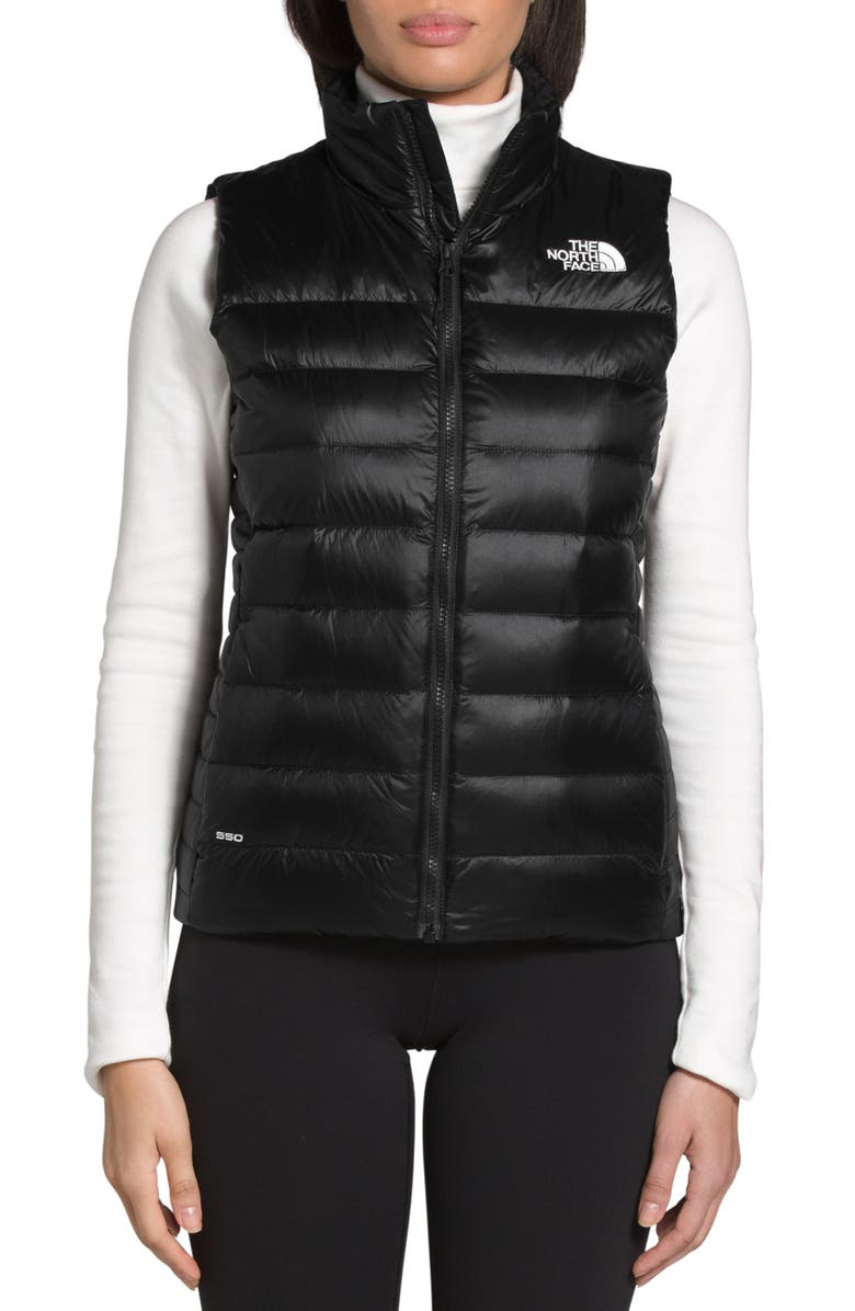 THE NORTH FACE Aconcagua Down Vest, Main, color, TNF BLACK