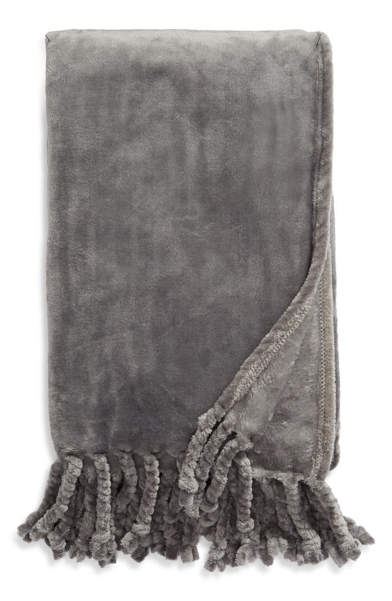 NORDSTROM Bliss Oversize Throw Blanket, Main, color, 030