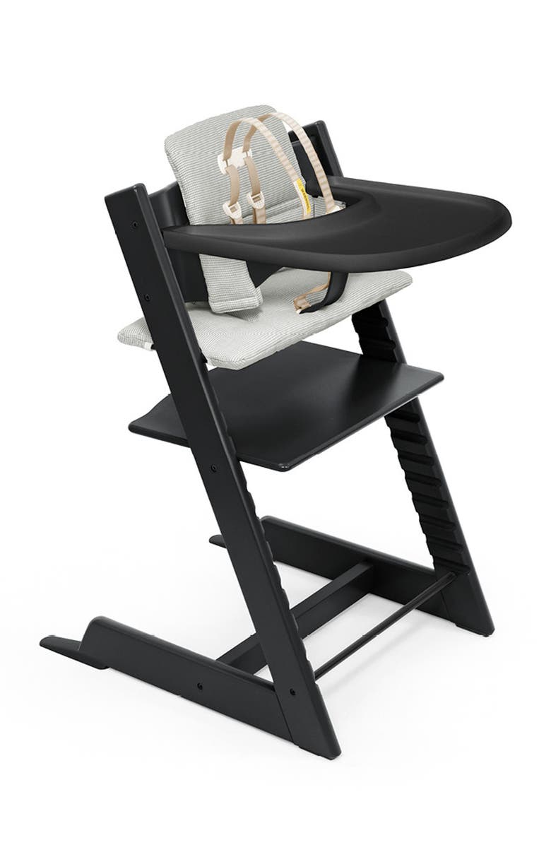 STOKKE Tripp Trapp<sup>®</sup> Chair, Baby Set, Cushion & Tray Set, Main, color, 002