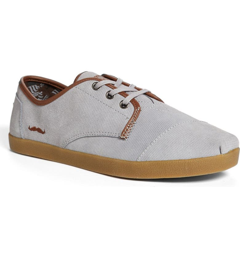 TOMS 'Paseo' Suede Sneaker, Main, color, 064