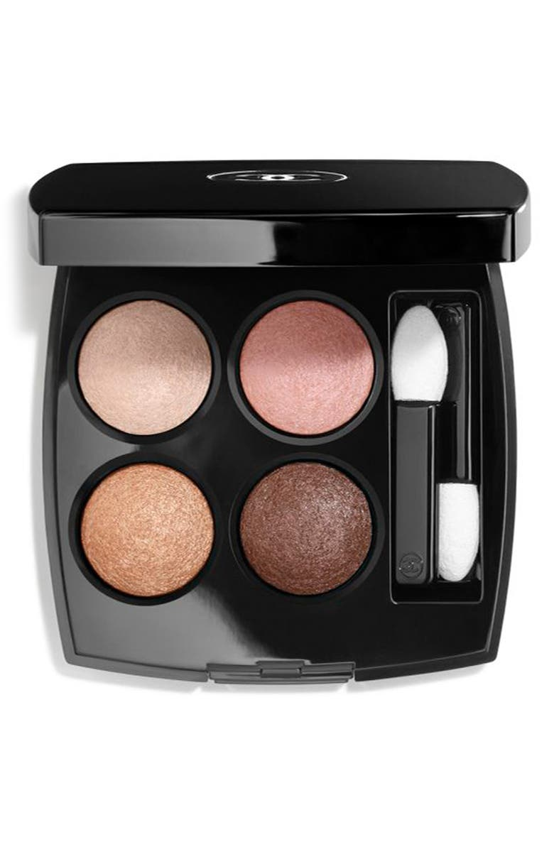 CHANEL LES 4 OMBRES <br />Multi-Effect Quadra Eyeshadow, Main, color, 79 SPICES