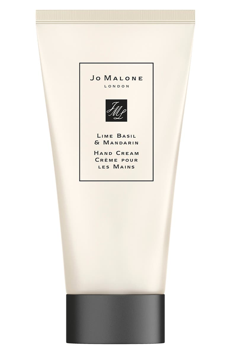 JO MALONE LONDON<SUP>™</SUP> Lime Basil & Mandarin Hand Cream, Main, color, No Color