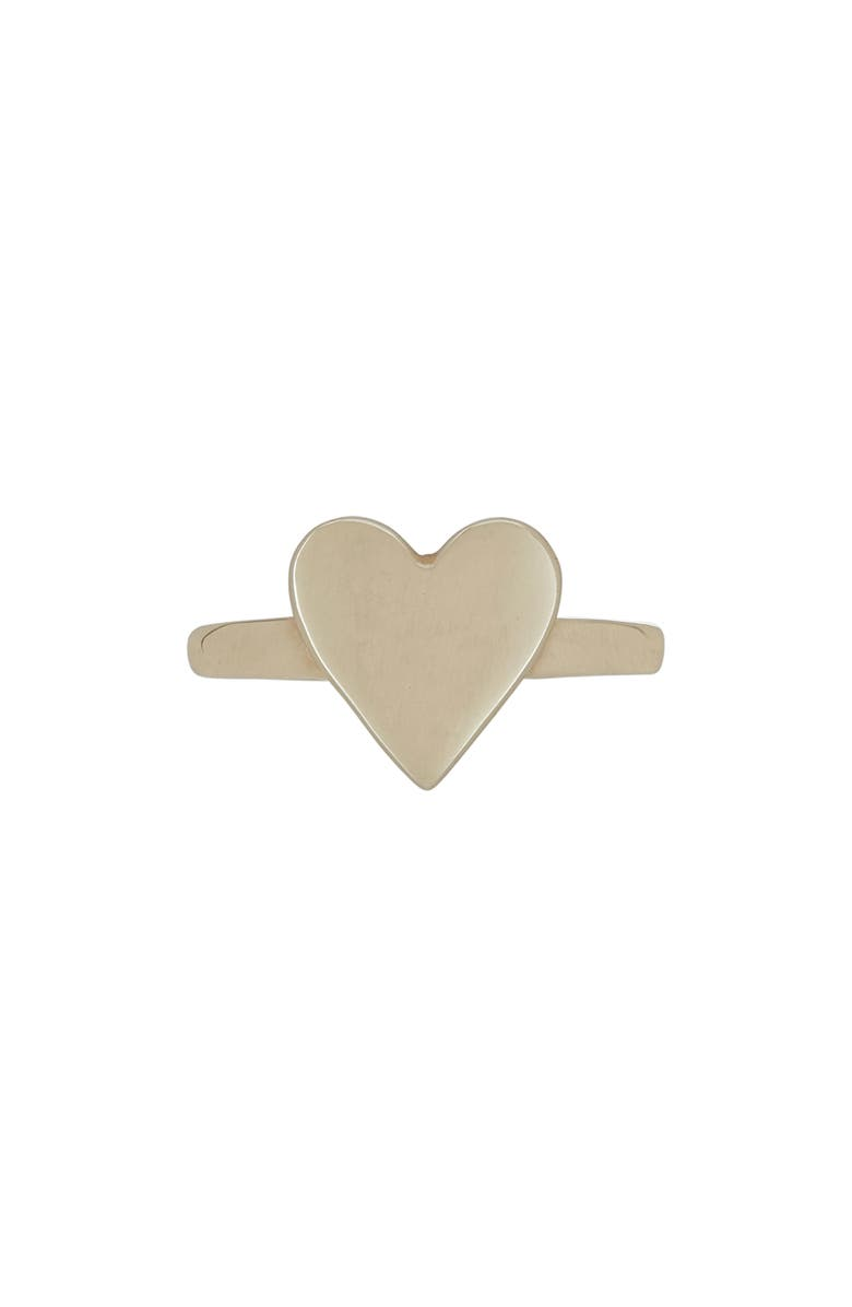 MONDO MONDO Heart Ring, Main, color, 040