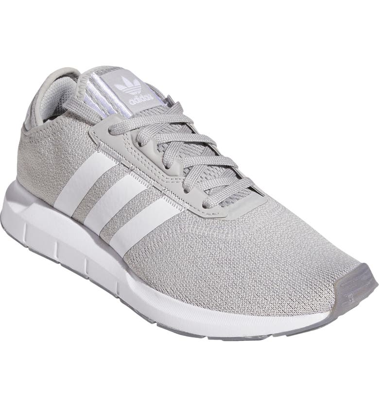 ADIDAS Swift Run X Sneaker, Main, color, GREY TWO / WHITE/ SILVER