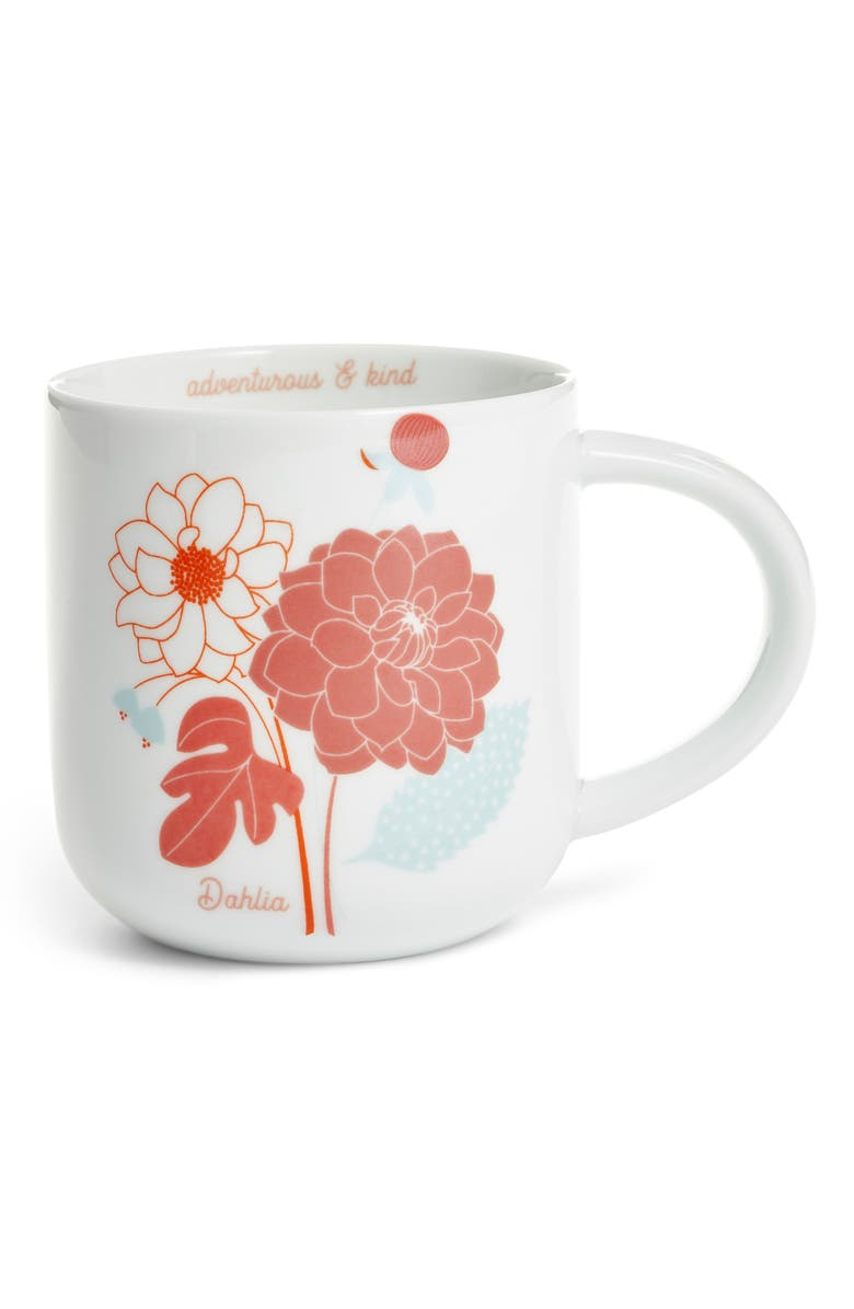 NORDSTROM at Home Flower Mug, Main, color, 100