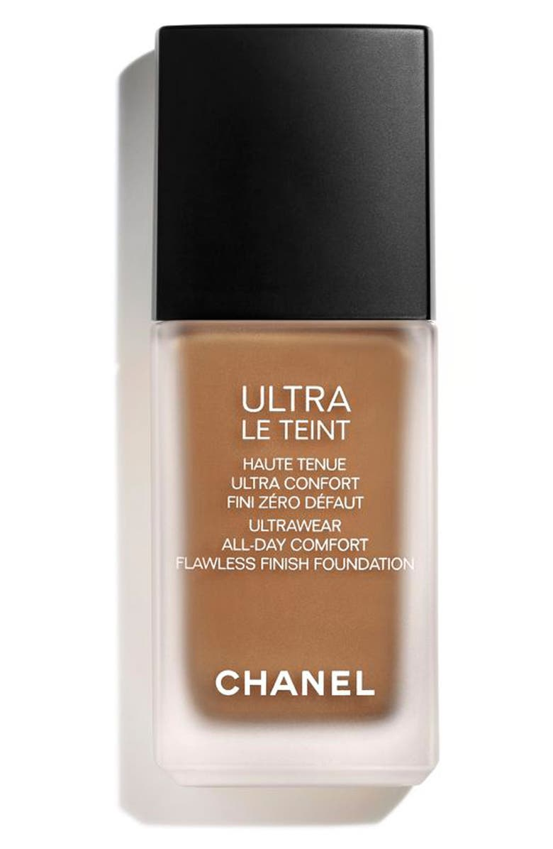 CHANEL ULTRA LE TEINT <br />Ultrawear All-Day Comfort Flawless Finish Foundation, Main, color, BD141
