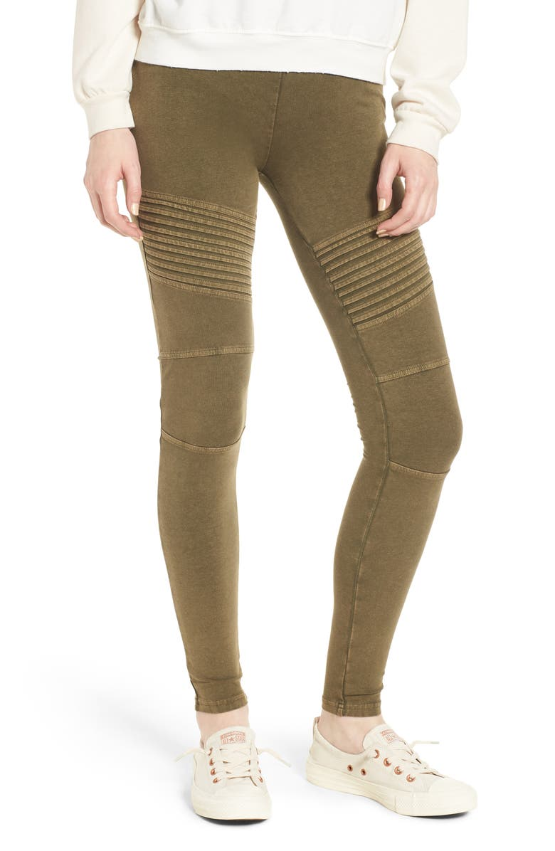 BP. Washed Moto Leggings, Main, color, 311