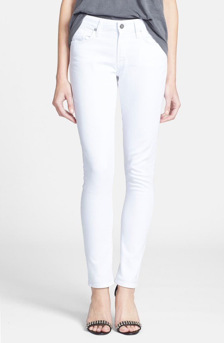 CITIZENS OF HUMANITY 'Arielle' Skinny Jeans, Main, color, 000