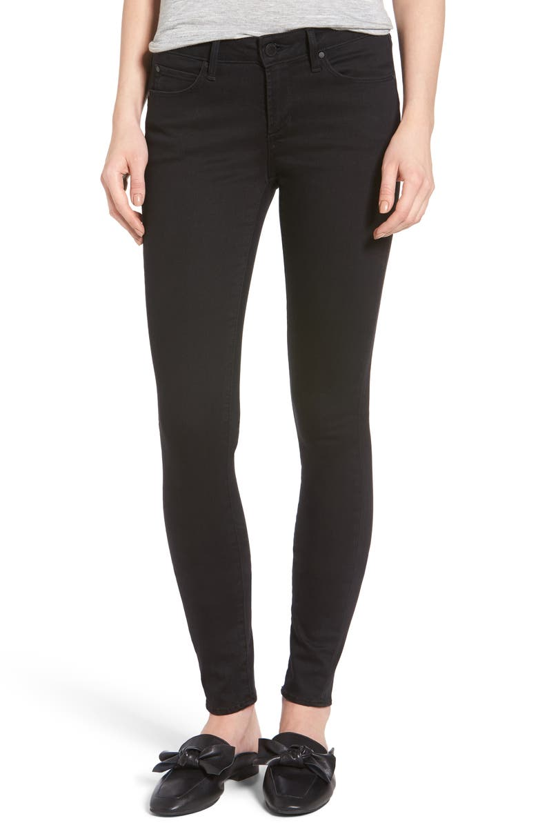 ARTICLES OF SOCIETY Mya Ankle Skinny Jeans, Main, color, BLACKHAWK