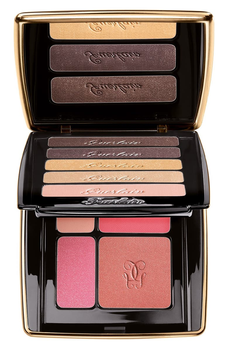 GUERLAIN 'Ors et Merveilles' Eye & Blush Palette, Main, color, 000