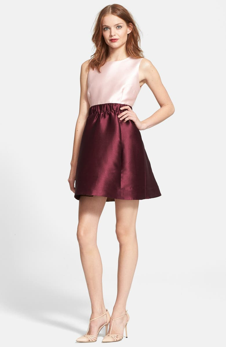 KATE SPADE NEW YORK 'swift' a-line dress, Main, color, 693