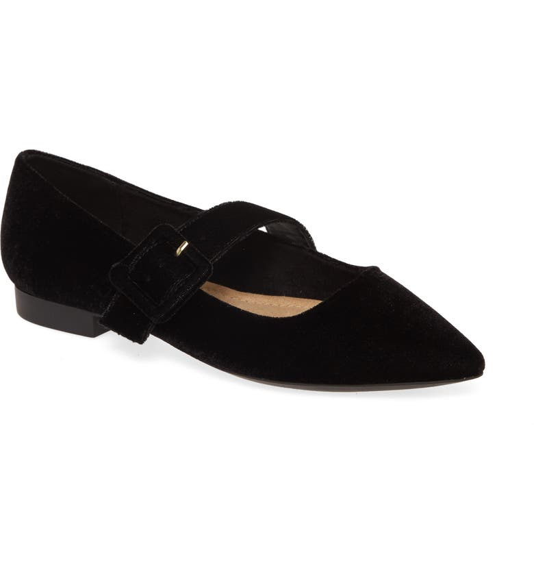 BELLA VITA Virginia II Skimmer Flat, Main, color, 001