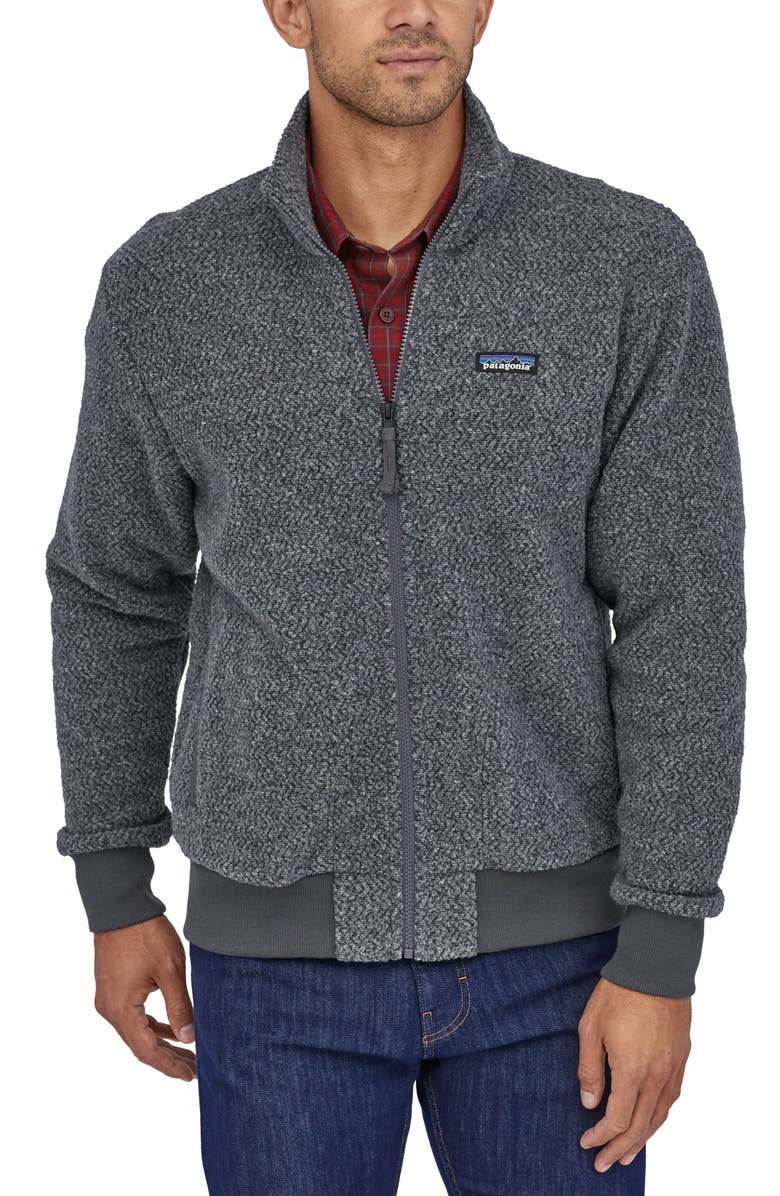 PATAGONIA Woolyester Fleece Jacket, Main, color, 020