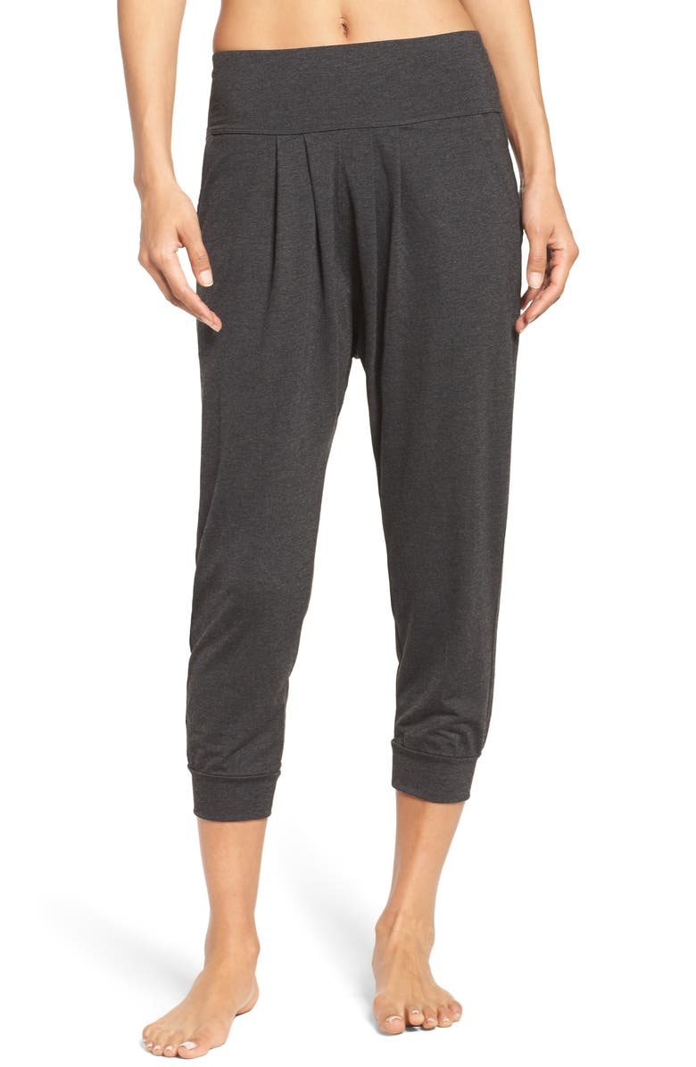 ZELLA Harmony Crop Harem Pants, Main, color, 021