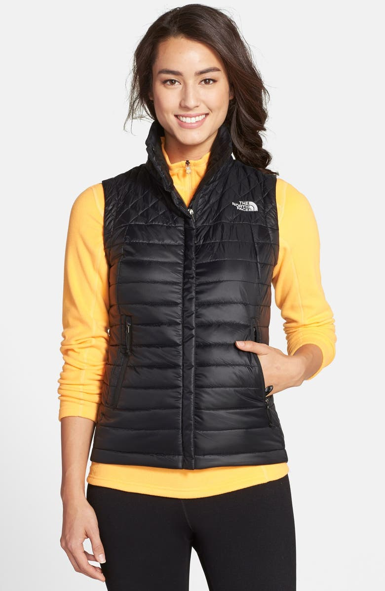 THE NORTH FACE 'Gig Harbor' Vest, Main, color, 001