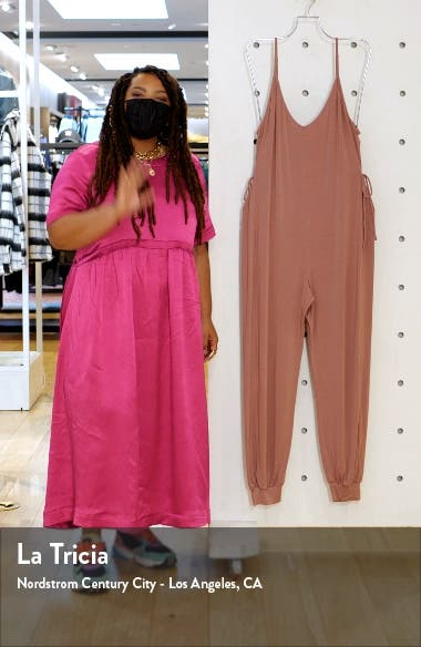 Finely Knotted Sleep Jumpsuit, sales video thumbnail