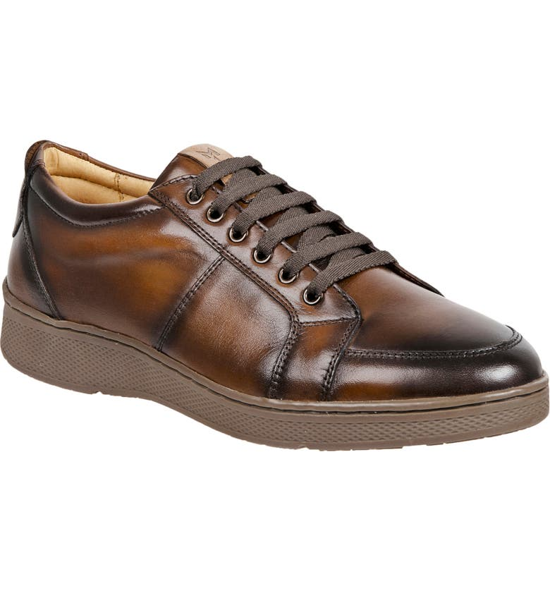 SANDRO MOSCOLONI Wes Sneaker, Main, color, TAN