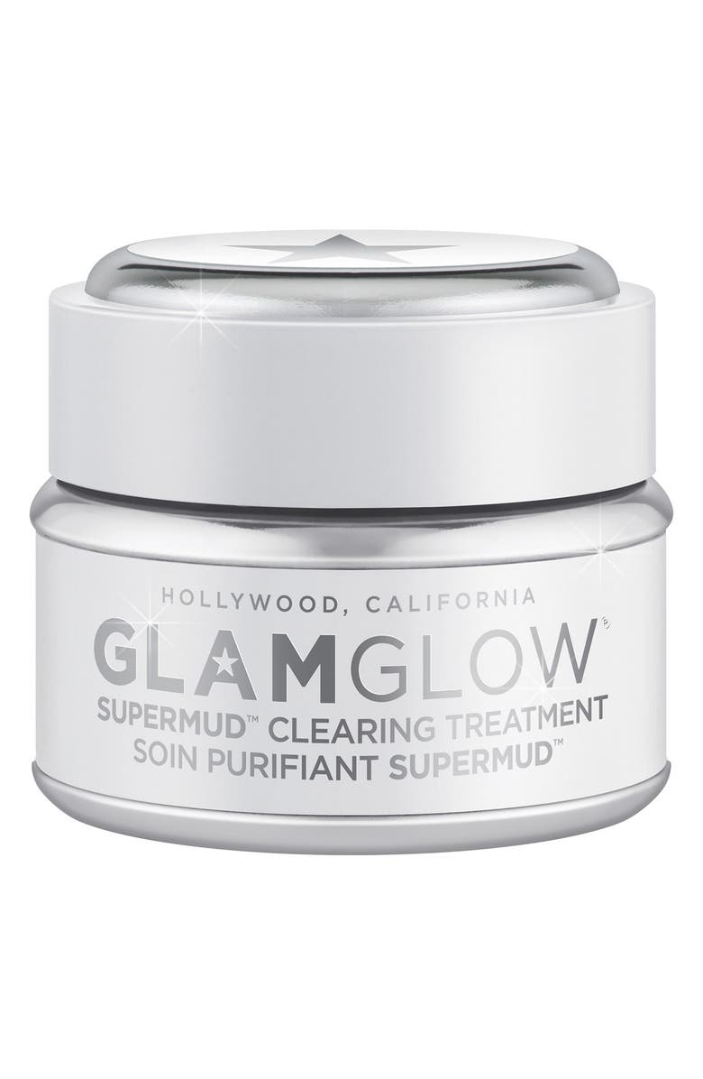 GLAMGLOW<SUP>®</SUP> 'SUPERMUD<sup>™</sup>' Clearing Treatment, Main, color, No Color