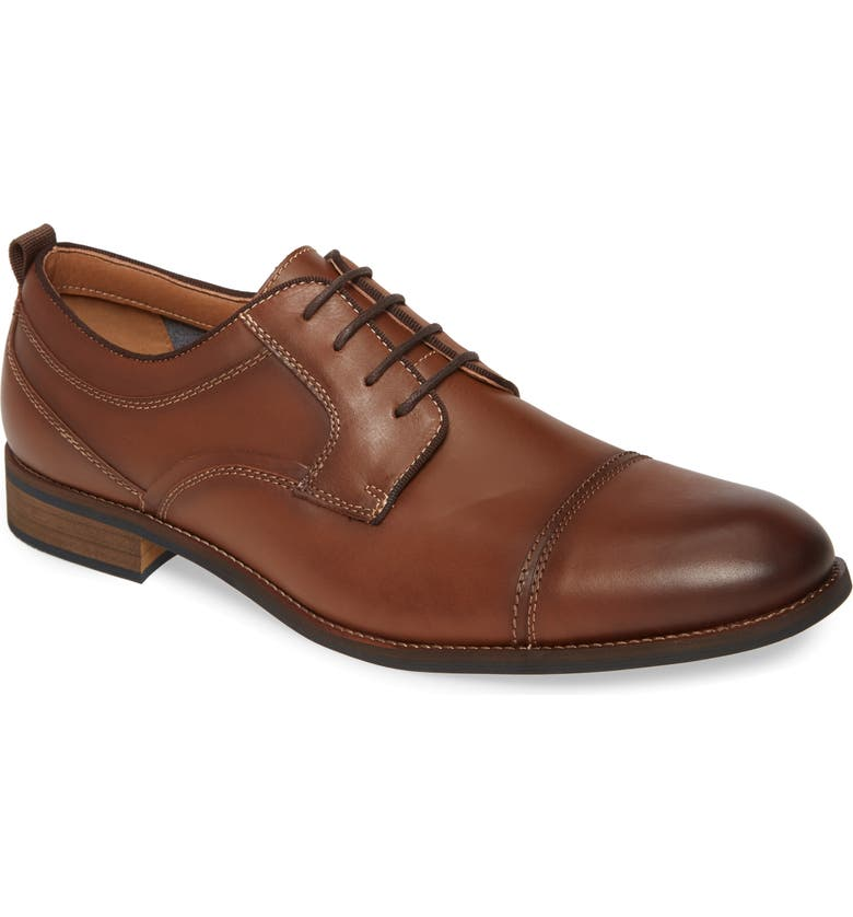 BP. Kennan Cap Toe Derby, Main, color, 200