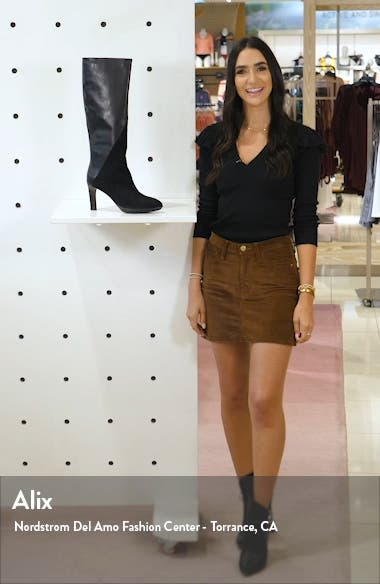 Rayne Water Resistant Knee High Boot, sales video thumbnail