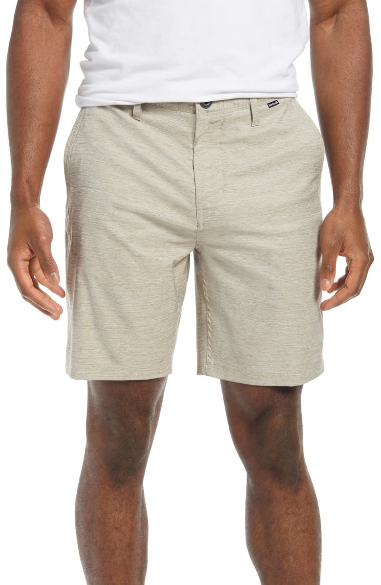 HURLEY Dri-FIT Shorts, Main, color, KHAKI
