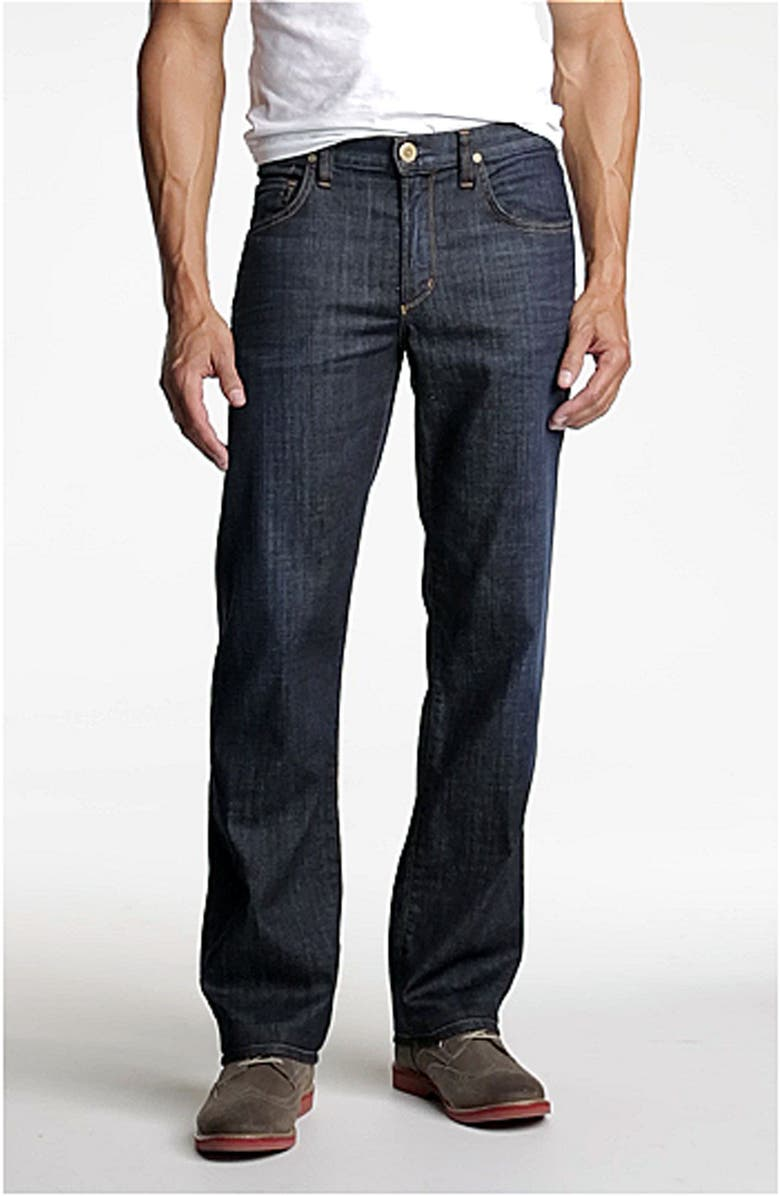 CITIZENS OF HUMANITY 'Evans' Relaxed Fit Jeans, Main, color, 401