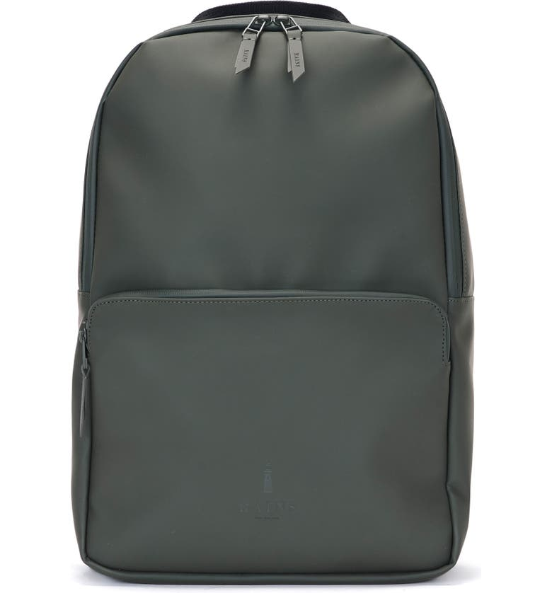RAINS Field Backpack, Main, color, Green