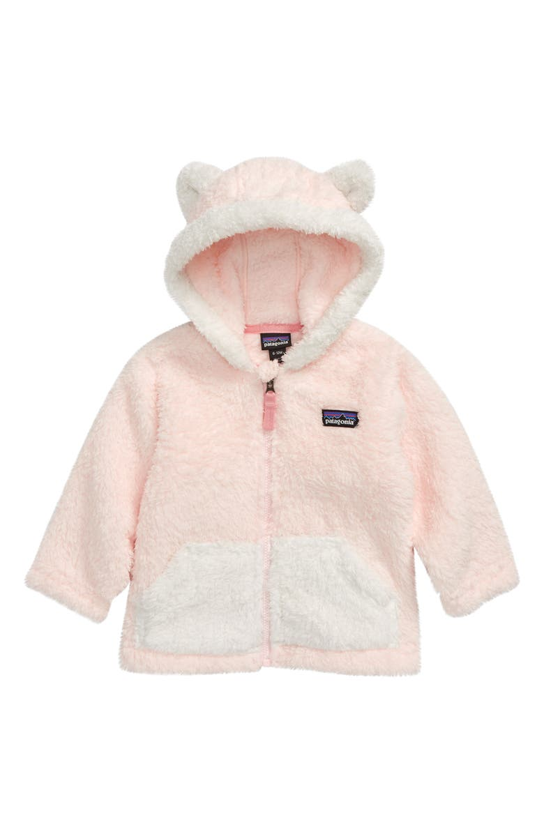 PATAGONIA Furry Friends Fleece Hoodie, Main, color, 651