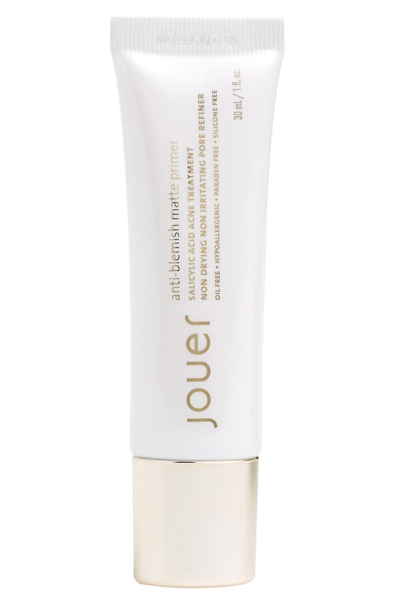 JOUER Anti Blemish Matte Primer, Main, color, 000