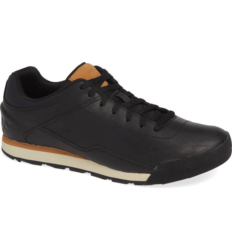 MERRELL Burnt Rock Sneaker, Main, color, 001