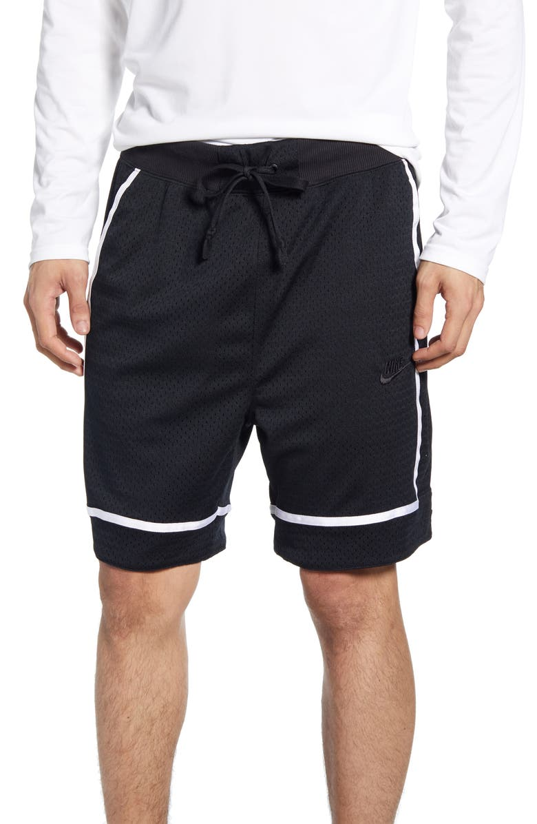 NIKE Sportswear Mesh Athletic Shorts, Main, color, 010