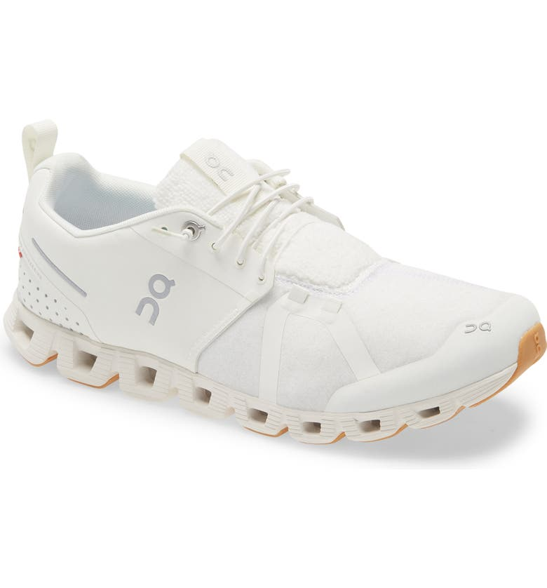 ON Cloudterry Running Shoe, Main, color, WHITE