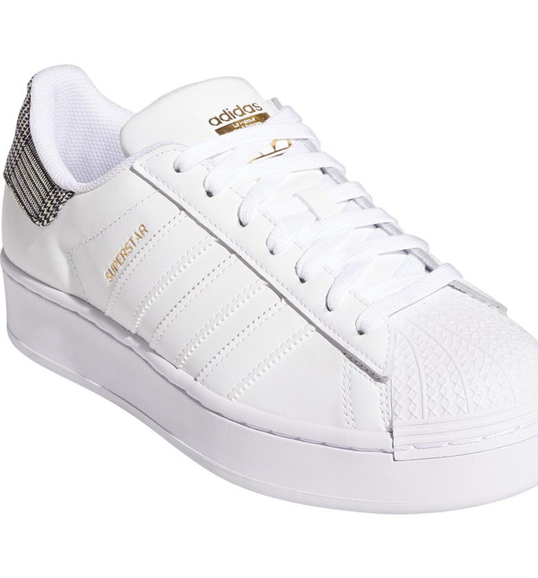 ADIDAS Superstar Bold W Sneaker, Main, color, FTWR WHITE