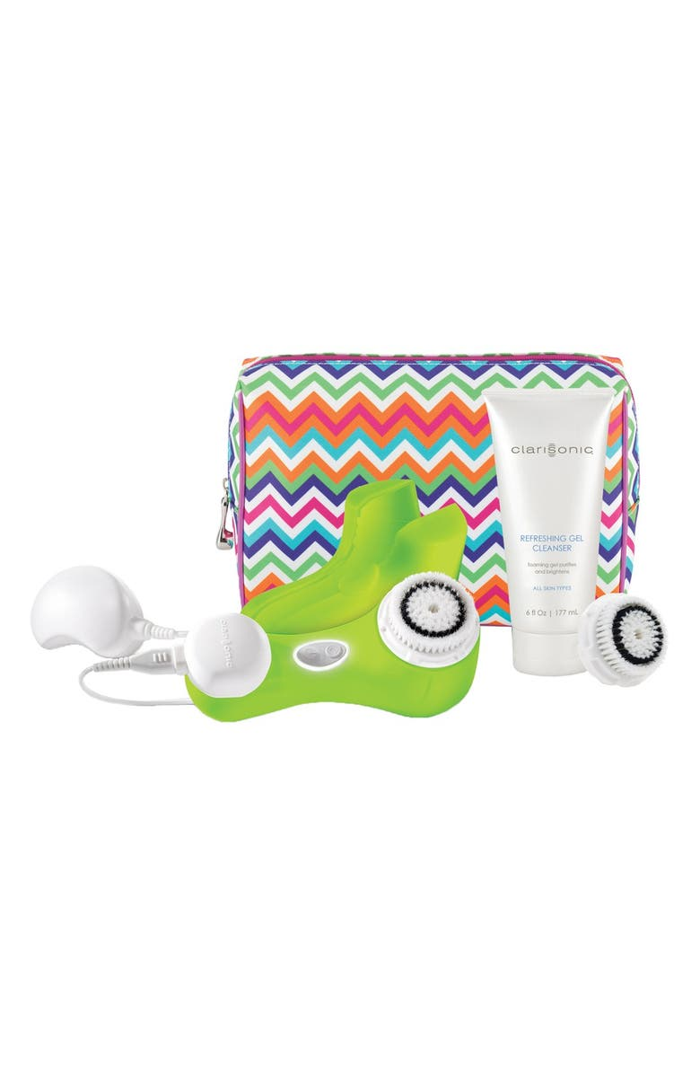 CLARISONIC 'Mia 2' Sonic Skin Cleansing System, Main, color, FIJI GREEN