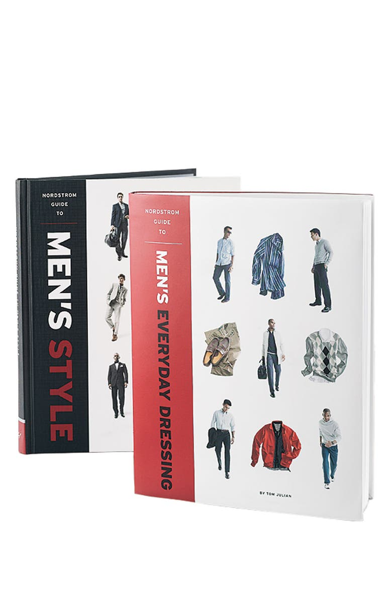 NORDSTROM Guide to Men's Style, Main, color, 000