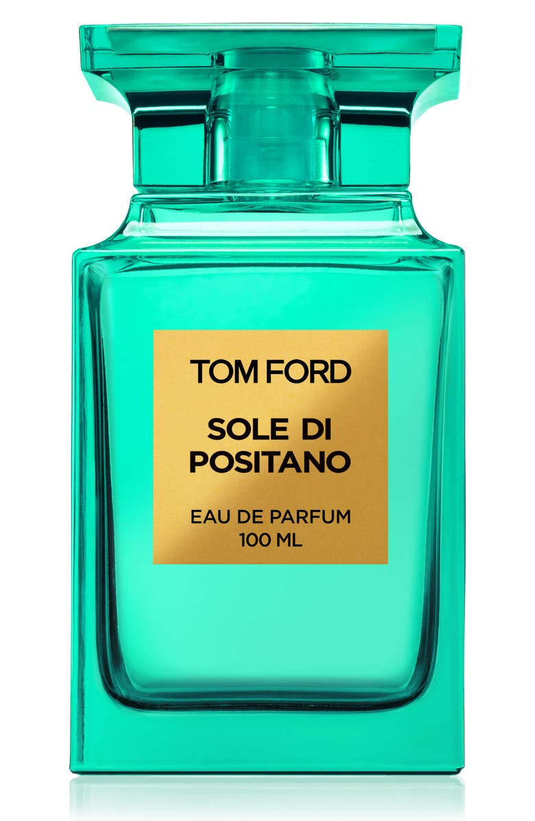 TOM FORD Private Blend Sole di Positano Eau de Parfum, Main, color, 000
