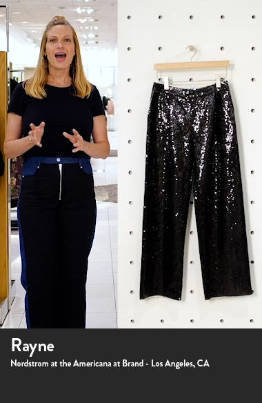 Sequin Trousers, sales video thumbnail