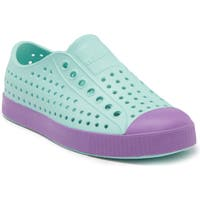 Native Shoes Cap Toe Perforated Sneaker (Women's Sizes)