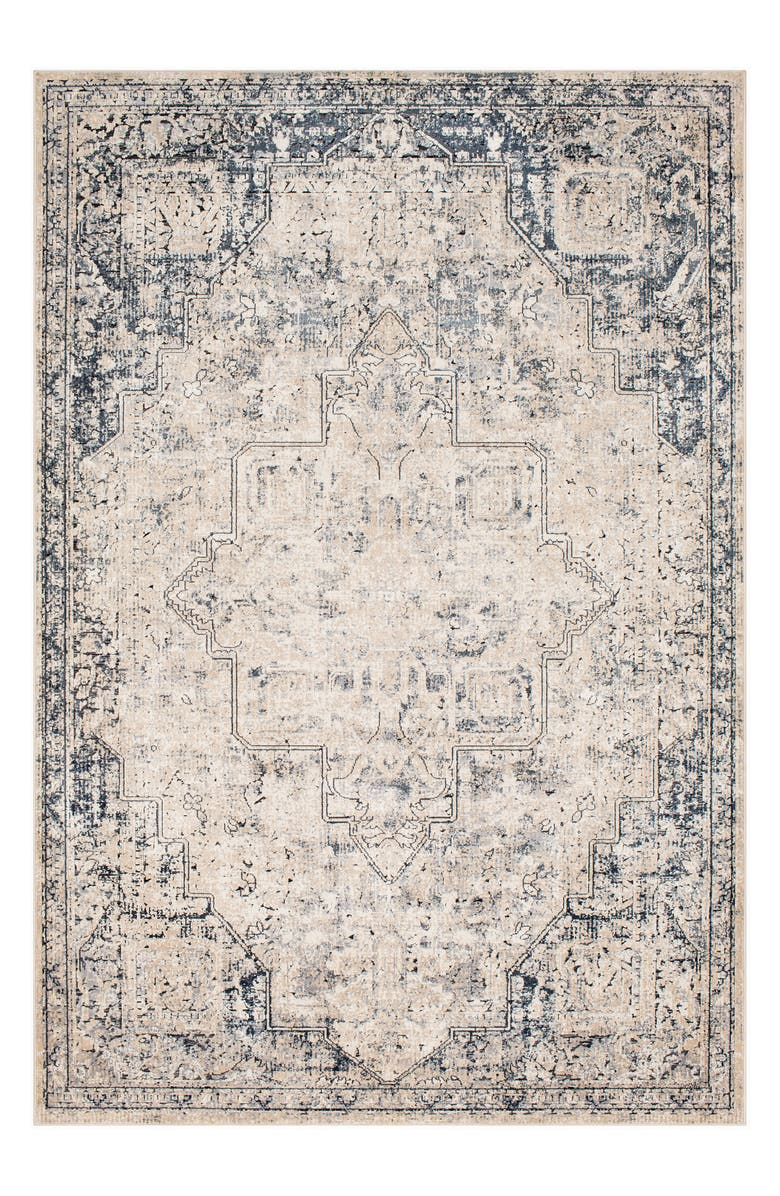 SURYA HOME Durham Medallion Area Rug, Main, color, 020