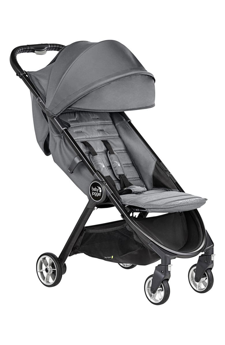 BABY JOGGER <sup>®</sup> City Tour<sup>™</sup> 2 Stroller, Main, color, SLATE
