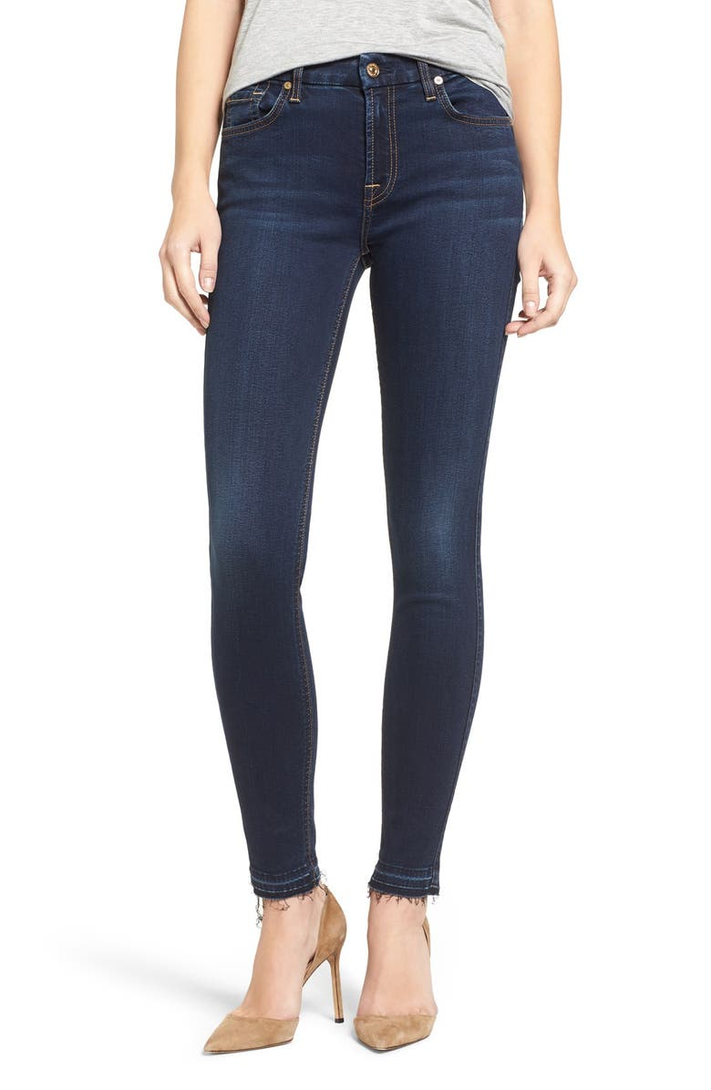 7 FOR ALL MANKIND <sup>®</sup> b, Main, color, BAIR TRANQUIL BLUE