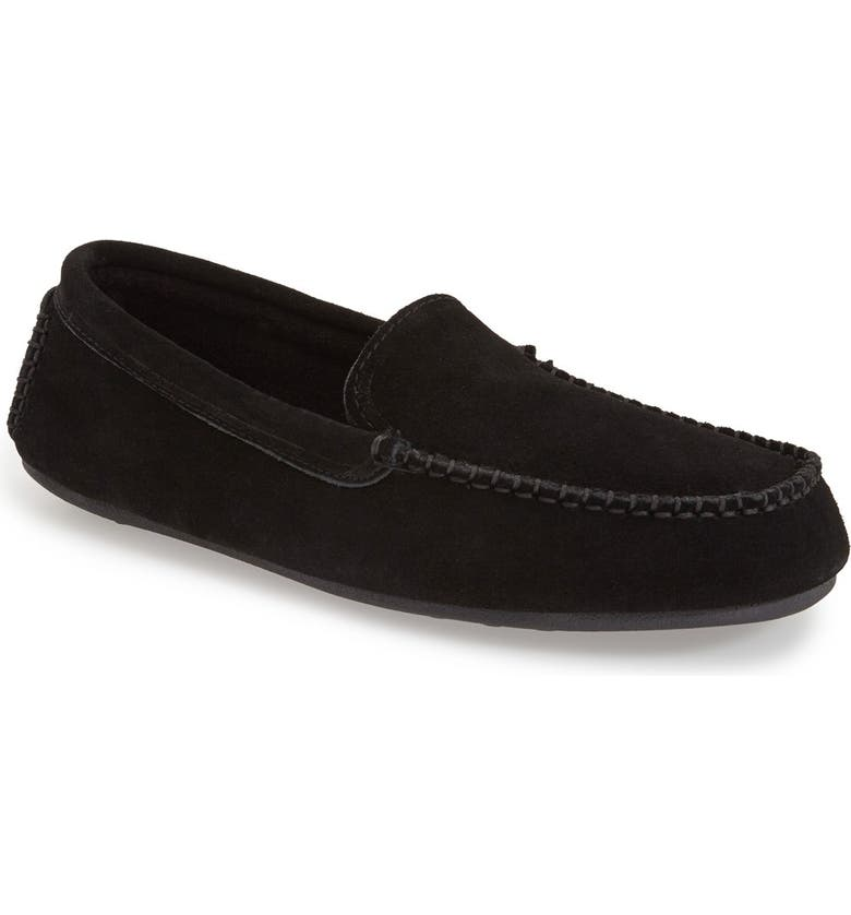L.B. EVANS 'Darren' Slipper, Main, color, Black