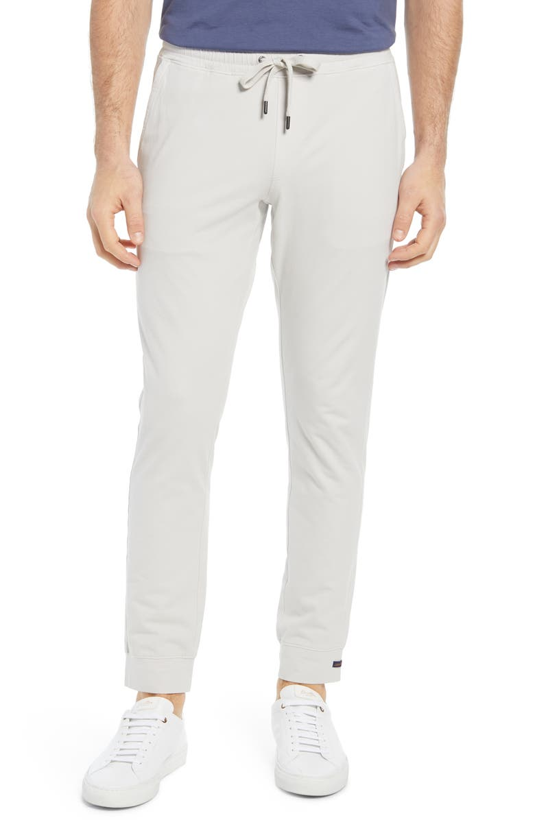 GOOD MAN BRAND Pro Slim Fit Joggers, Main, color, SILVER