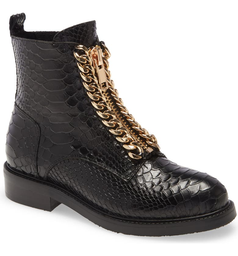 JEFFREY CAMPBELL Damon Chain Boot, Main, color, 001