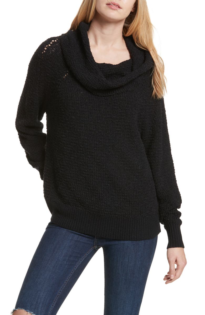 FREE PEOPLE By Your Side Sweater, Main, color, 001