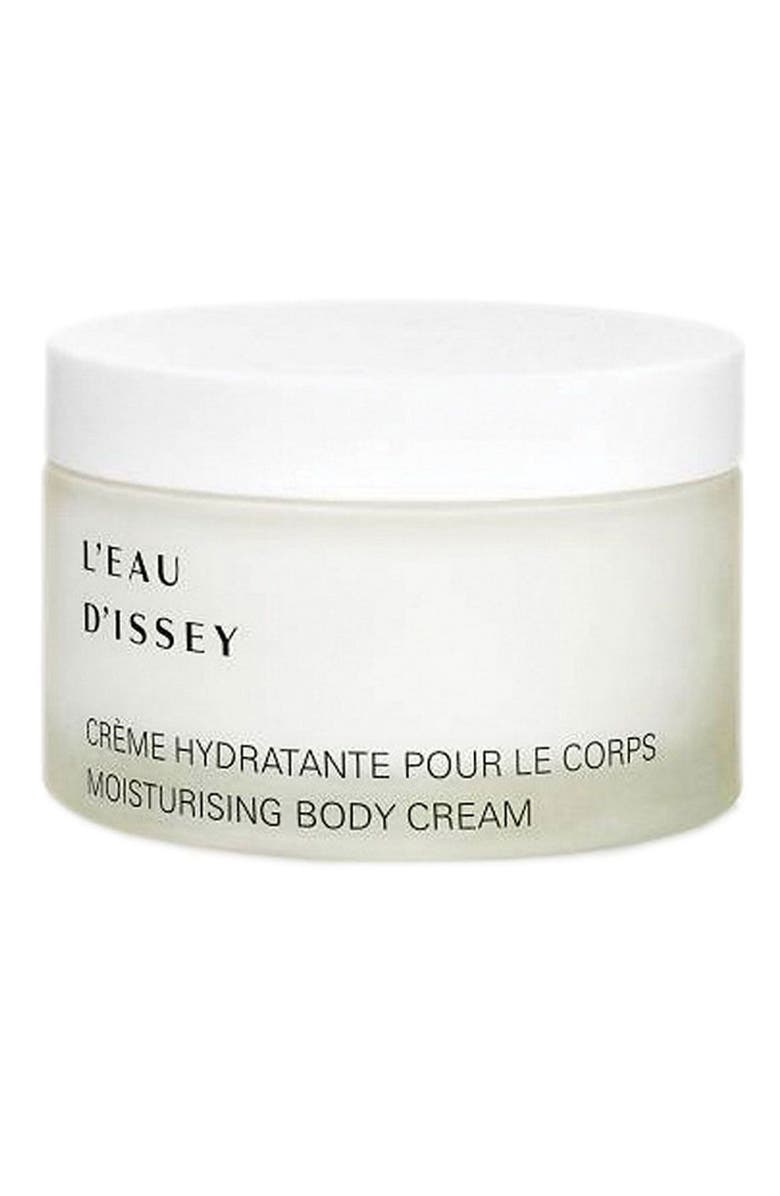 ISSEY MIYAKE L'Eau d'Issey Moisturizing Body Cream, Main, color, No Color