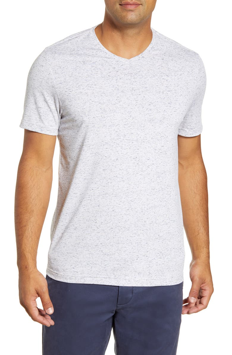 CUTTER AND BUCK Advatage Space Dye T-Shirt, Main, color, 020